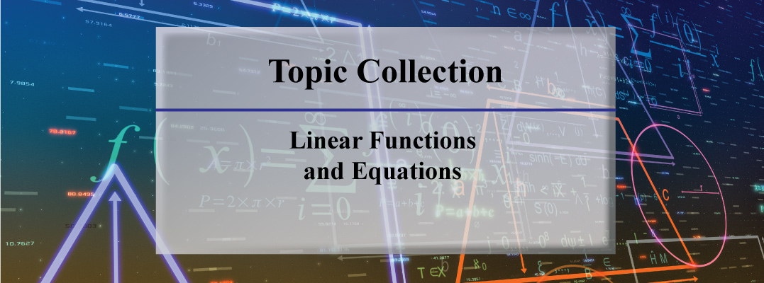 Linear Functions and Equations