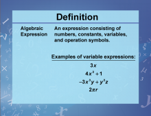 Defintion--VariablesUnknownsConstants--AlgebraicExpression.png