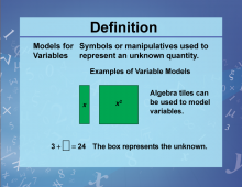 Defintion--VariablesUnknownsConstants--ModelsForVariables.png