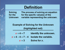 Defintion--VariablesUnknownsConstants--SolvingForUnknown.png