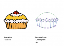 HolidayMathClipArt--GeoConstruction--Muffin.png