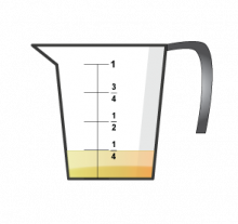 MathClipArt--MeasuringCup--Oil--OneQuarter.png