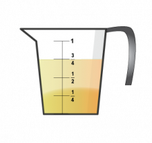 MathClipArt--MeasuringCup--Oil--ThreeQuarters.png
