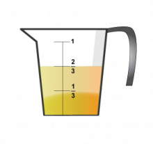 MathClipArt--MeasuringCup--Oil--TwoThirds.png