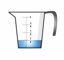MathClipArt--MeasuringCup--Water--OneQuarter.png