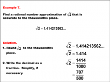 RationalApproximationsOfIrrationalNumbers--Example7.png